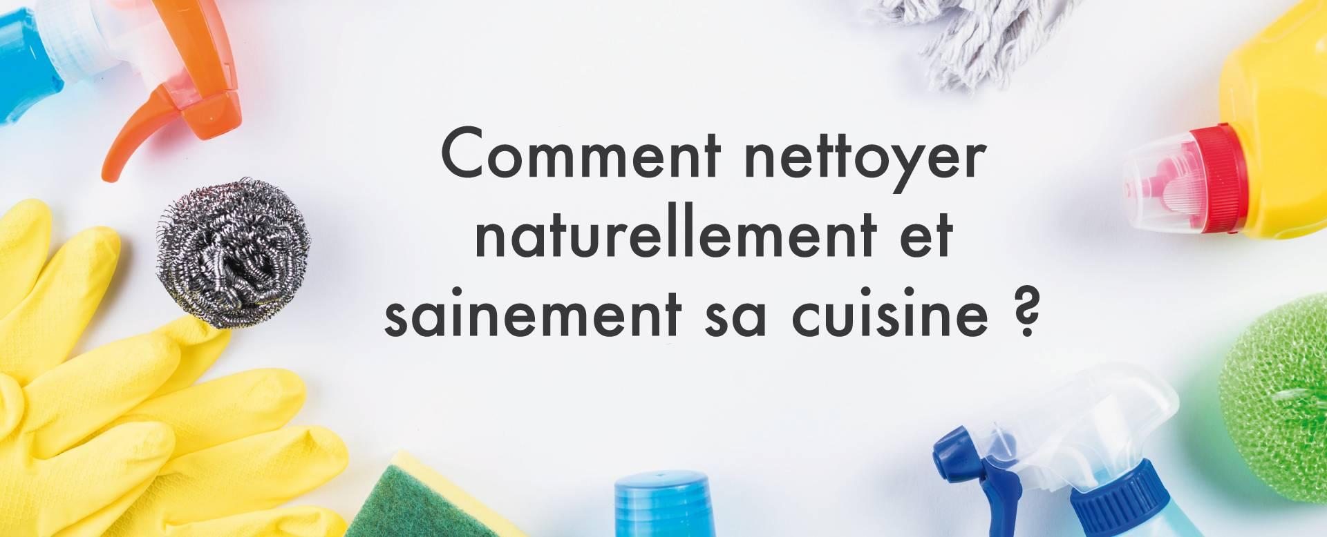 nettoyer cuisine