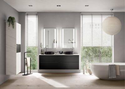 Salle de bain modele t