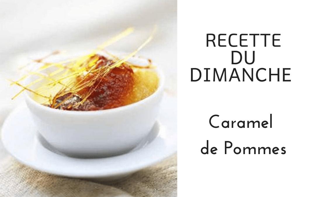 CARAMEL DE POMME